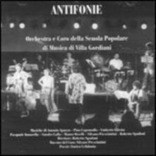 Antifonie - CD Audio di Orchestra della Scuola Popolare di Musica di Villa Gordiani
