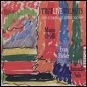 CD True Live Walnuts Antonello Salis Evan Parker Mauro Orselli