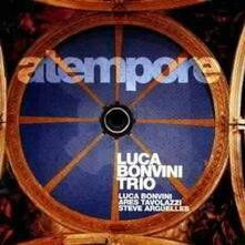 Atempore - CD Audio di Luca Bonvini