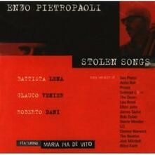 Stolen Songs - CD Audio di Maria Pia De Vito,Enzo Pietropaoli,Battista Lena