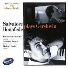 Plays Gershwin - CD Audio di Salvatore Bonafede