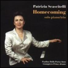 Hemocoming - CD Audio di Patrizia Scascitelli
