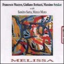 Melissa - CD Audio di Francesco Mazzeo