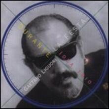 Durante la festa - CD Audio di Gaetano Liguori,Idea Trio