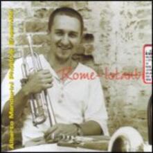 Rome-istanbul - CD Audio di Alberto Mandarini,Phoebus Ensemble