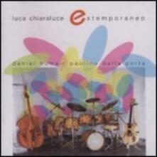 Estemporaneo - CD Audio di Daniel Humair,Paolino Dalla Porta,Luca Chiaraluce
