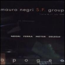 Apogeo - CD Audio di Mauro Negri,SF Group