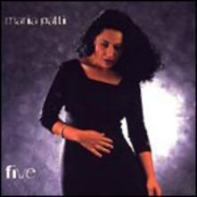 Five - CD Audio di Maria Patti