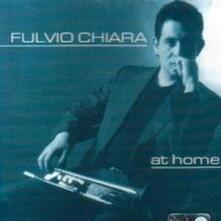 At Home - CD Audio di Fulvio Chiara