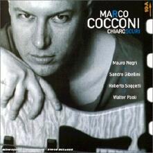 Chiaroscuri - CD Audio di Marco Cocconi