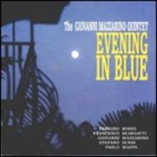 Evening in Blue - CD Audio di Giovanni Mazzarino