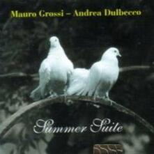 Summer Suite - CD Audio di Mauro Grossi,Andrea Dulbecco
