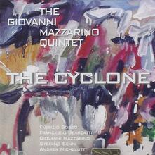 The Cyclone - CD Audio di Giovanni Mazzarino