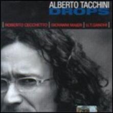 Drops - CD Audio di Alberto Tacchini