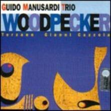 The Woodpecker - CD Audio di Guido Manusardi