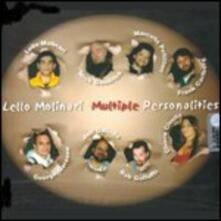 Multiple Personalities - CD Audio di Lello Molinari