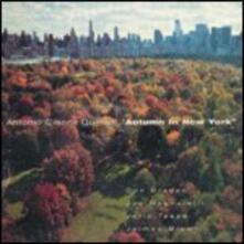 Autumn in New York - CD Audio di Antonio Ciacca