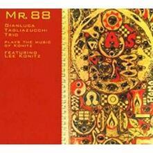 Plays the Music of Lee Konitz - CD Audio di Gianluca Tagliazucchi