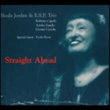 Straight Ahead - CD Audio di Sheila Jordan,ESP Trio