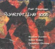 Quartet Live 2005 - CD Audio di Tino Tracanna