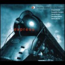 Express - CD Audio di Claudio Lodati,Vocal Desires