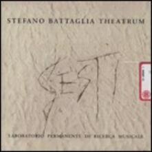 Gesti - CD Audio di Stefano Battaglia
