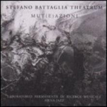 Mut(e)azioni I-XV - CD Audio di Stefano Battaglia