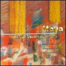 Maya - CD Audio di Fabio Vernizzi