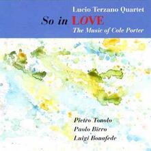 So in Love - CD Audio di Lucio Terzano