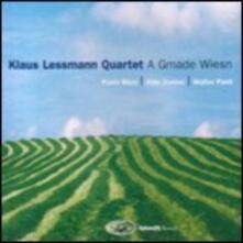 A Gmade Wiesn - CD Audio di Klaus Lessmann