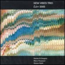 Live 2005 - CD Audio di New Vibes Trio