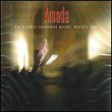 Amada - CD Audio di Roberto Dani,Salvatore Maiore,Peo Alfonsi