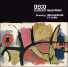 Deco - CD Audio di Norberto Tamburrino