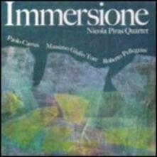 Immersione - CD Audio di Nicola Piras