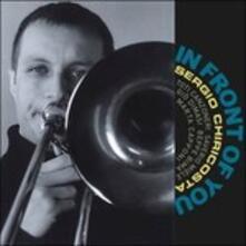 In Front of You - CD Audio di Sergio Chiricosta