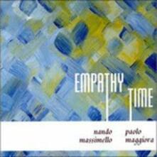 Empathy Time - CD Audio di Nando Massimello,Paolo Maggiora
