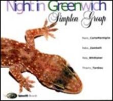 Night in Greenwich - CD Audio di Simplon Group
