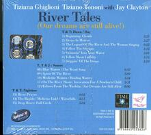 River Tales - CD Audio di Jay Clayton,Tiziana Ghiglioni,Tiziano Tononi