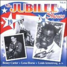 The Jubilee Shows 19 & 20 - CD Audio di Benny Carter,Lena Horne