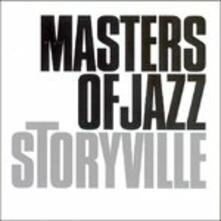 Masters of Jazz Sampler - CD Audio