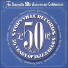 50 Years Anniversary - CD Audio