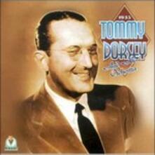 1935 - CD Audio di Tommy Dorsey