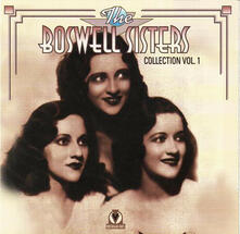 Collection vol.1 - CD Audio di Boswell Sisters