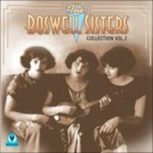 Collection vol.2 - CD Audio di Boswell Sisters