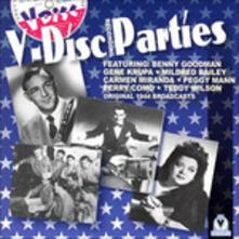 V-Disc Recording Parties - CD Audio di Benny Goodman,Gene Krupa