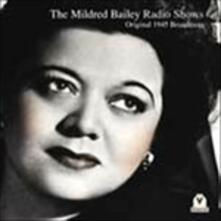 Radio Shows - CD Audio di Mildred Bailey
