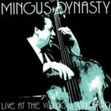 Live - CD Audio di Mingus Dynasty