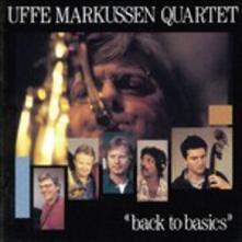 Back to Basics - CD Audio di Uffe Markussen