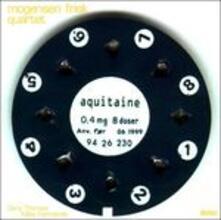 Aquitaine - CD Audio di Anders Mogensen,Henrik Frisk