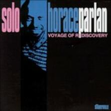 Solo Voyage of Rediscover - CD Audio di Horace Parlan
